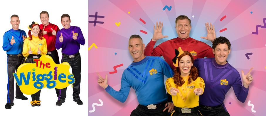 The Wiggles at Warner Theater