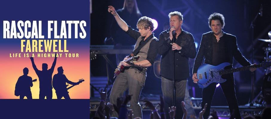 Rascal Flatts at Jiffy Lube Live