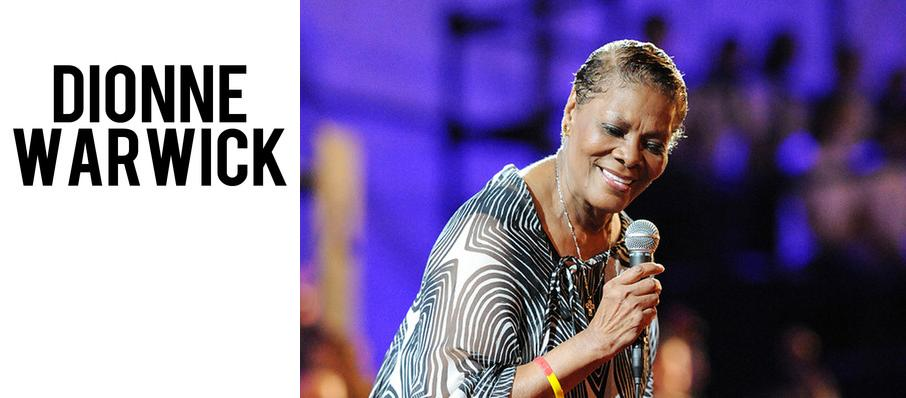 Dionne Warwick at DAR Constitution Hall