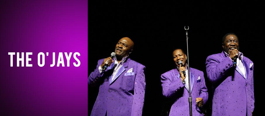 The O'jays at Warner Theater