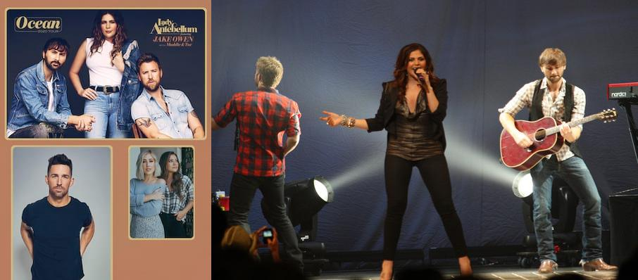 Lady Antebellum at Jiffy Lube Live