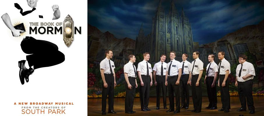 The Book of Mormon at Kennedy Center Opera House