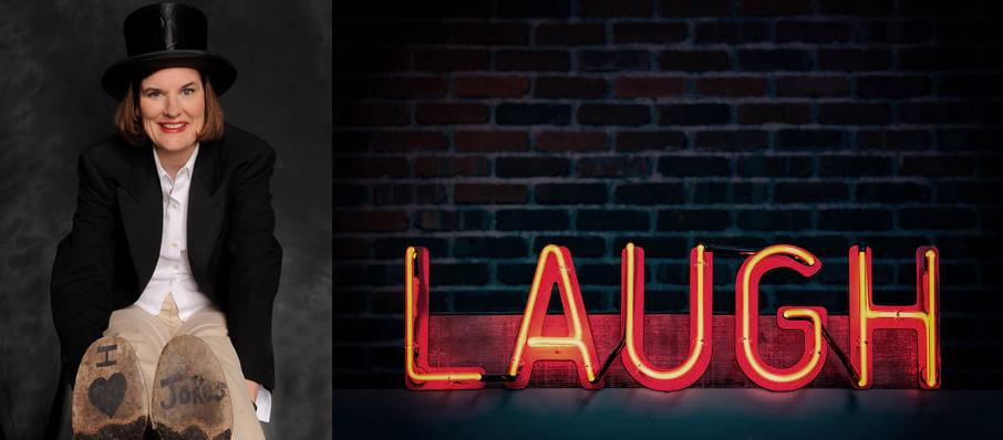 Paula Poundstone at Birchmere Music Hall