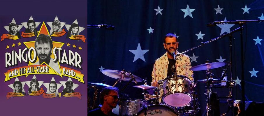 Ringo Starr And His All Starr Band at Wolf Trap