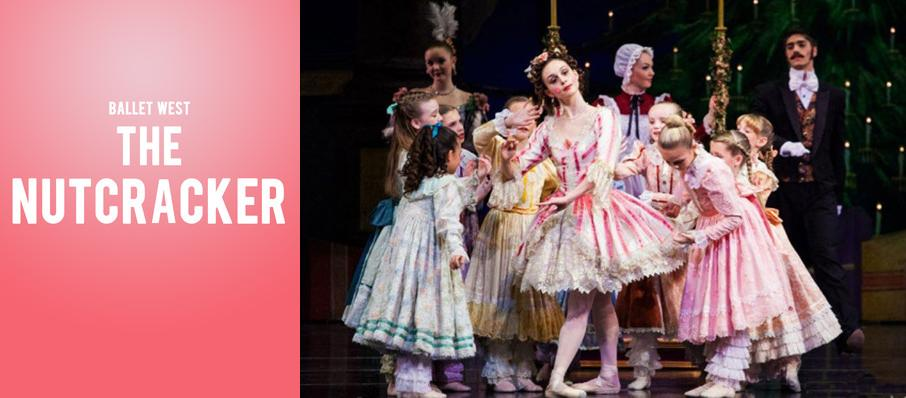 Ballet West - The Nutcracker at Kennedy Center Opera House