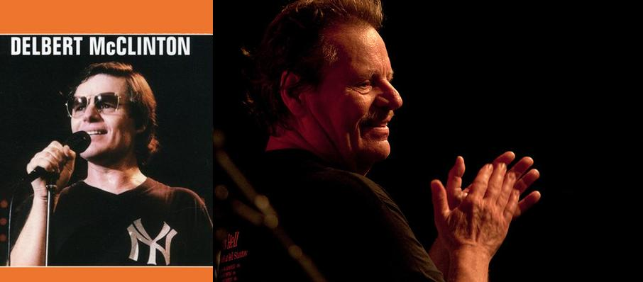 Delbert McClinton at Birchmere Music Hall