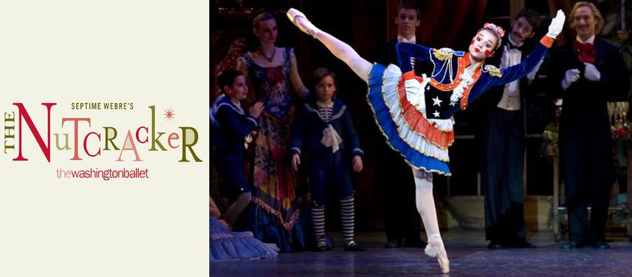 The Washington Ballet: The Nutcracker at Warner Theater