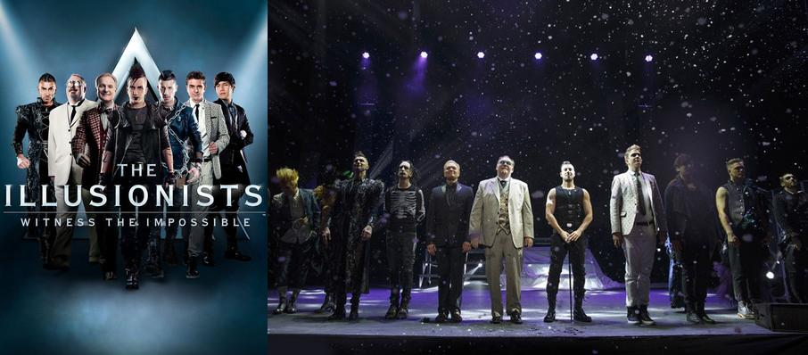 The Illusionists at National Theater