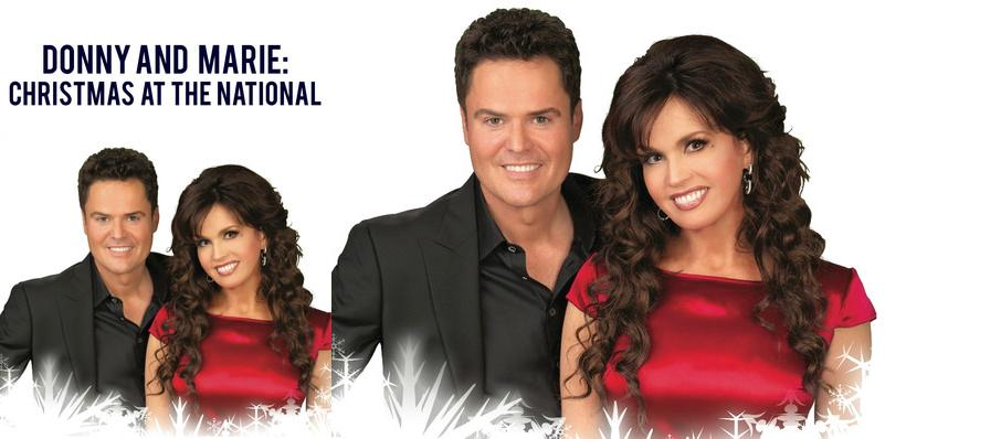 Donny & Marie Christmas Tour 2020 Donny And Marie Tour Christmas Baltimore 2020 | Puwvmt