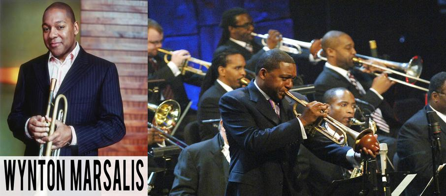 The Jazz at Lincoln Center Orchestra: Wynton Marsalis at Kennedy Center Concert Hall