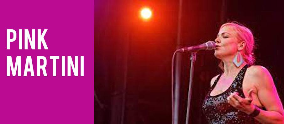 Pink Martini at Wolf Trap