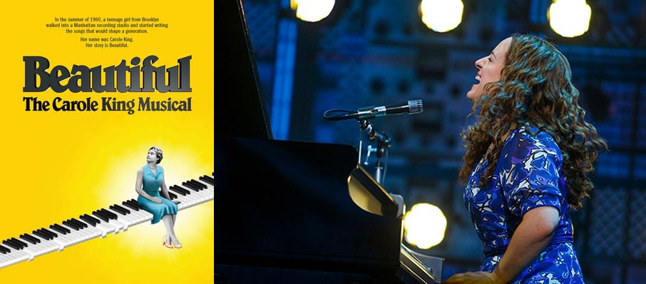 Beautiful: The Carole King Musical at National Theater