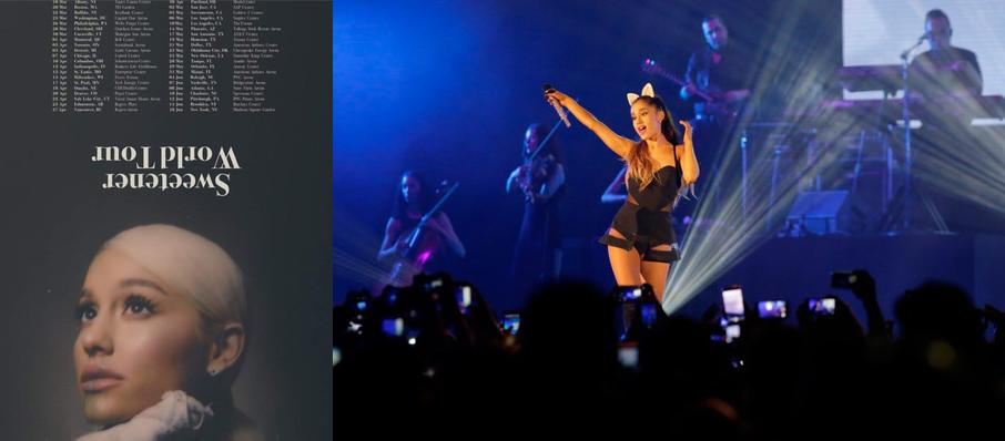 Ariana Grande at Capital One Arena