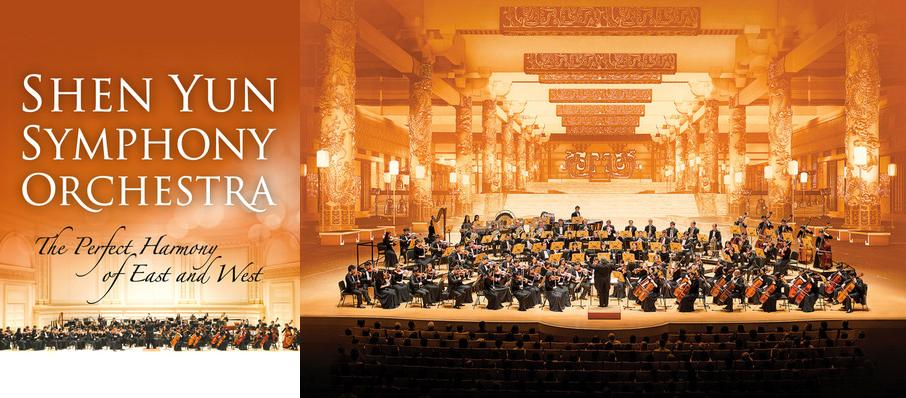 Shen Yun Symphony Orchestra at Kennedy Center Concert Hall