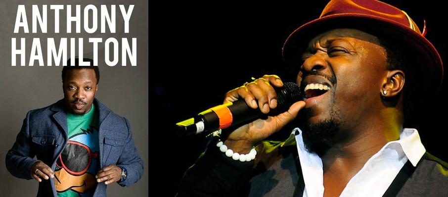 Anthony Hamilton at Birchmere Music Hall