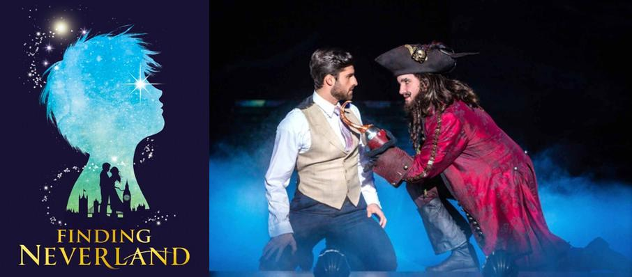 Finding Neverland at National Theater
