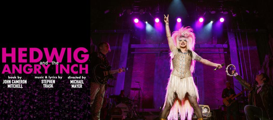 Hedwig and the Angry Inch at Eisenhower Theater