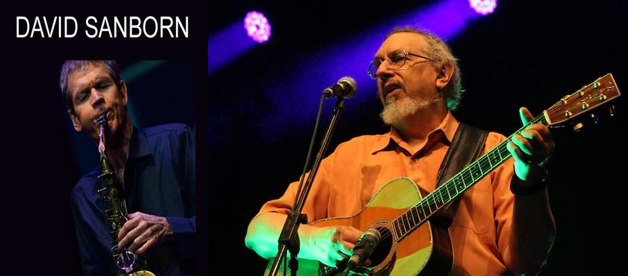 David Sanborn at Birchmere Music Hall