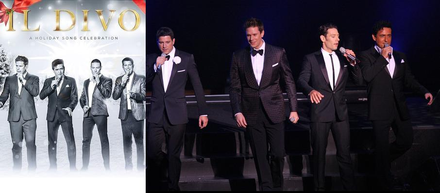 Il Divo at Wolf Trap