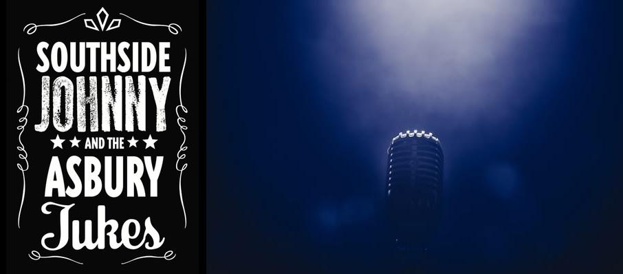 Southside Johnny and The Asbury Jukes at Birchmere Music Hall