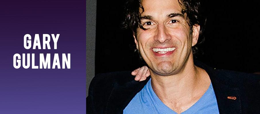 Gary Gulman at Warner Theater