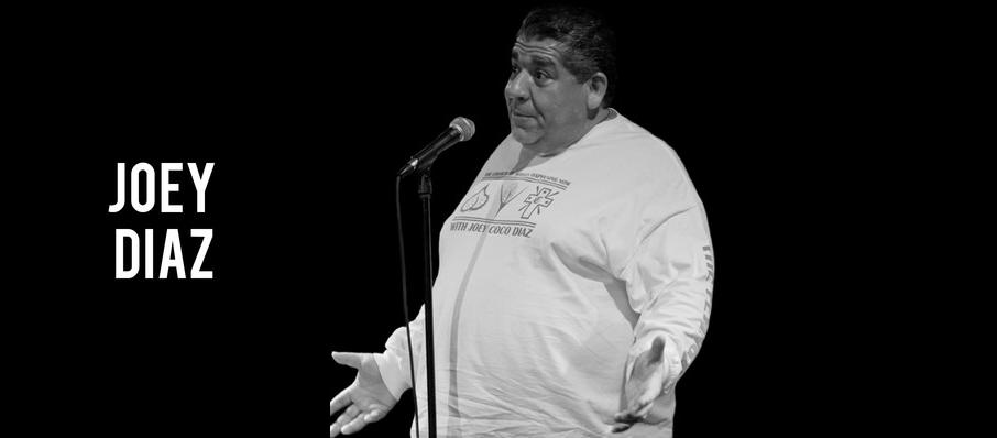 Joey Diaz at Lincoln Theater