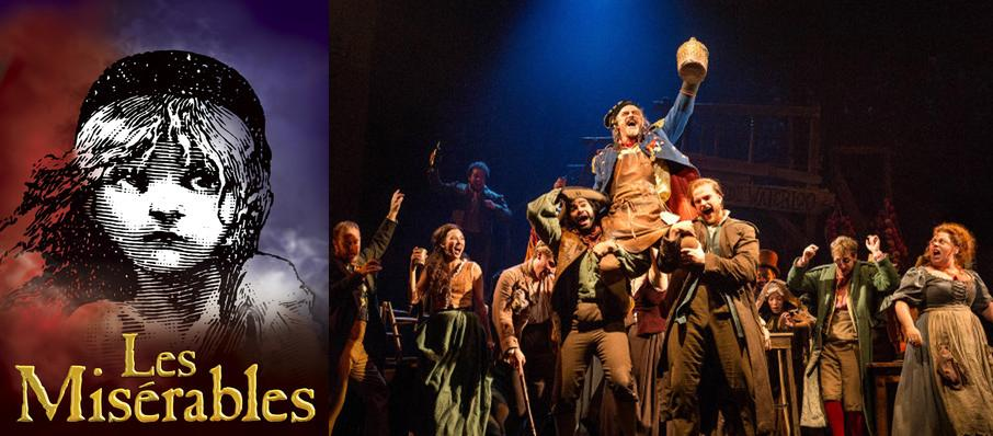 Les Miserables at National Theater