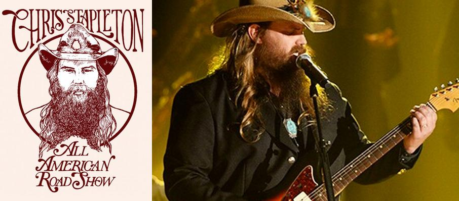 Chris Stapleton at Jiffy Lube Live