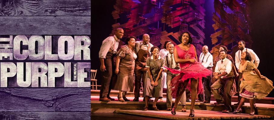 The Color Purple at Eisenhower Theater