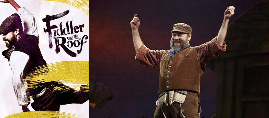 Fiddler on the Roof at National Theater