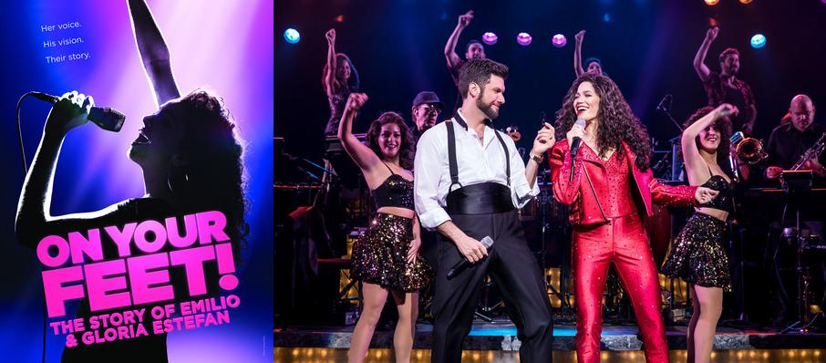 On Your Feet! at Kennedy Center Opera House
