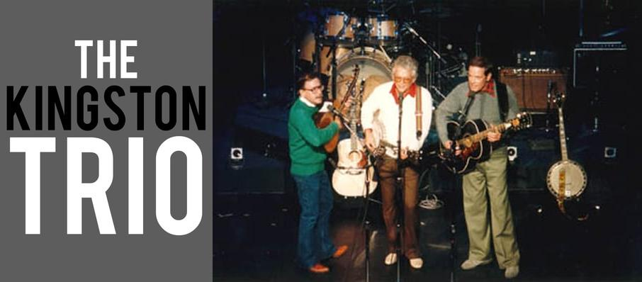 The Kingston Trio at Birchmere Music Hall