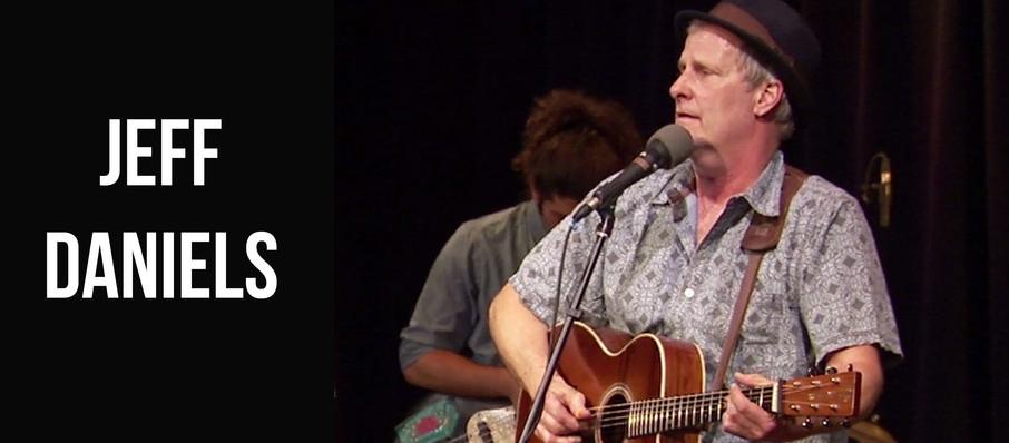 Jeff Daniels at Birchmere Music Hall