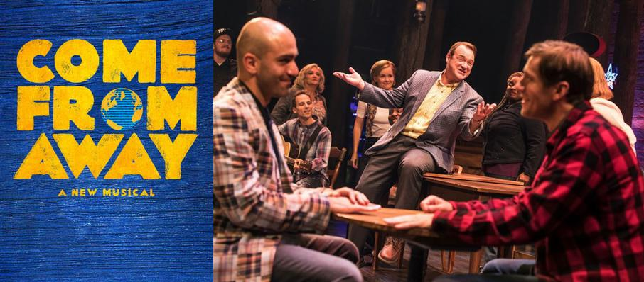 Come From Away at Eisenhower Theater