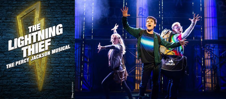 The Lightning Thief: The Percy Jackson Musical at Eisenhower Theater