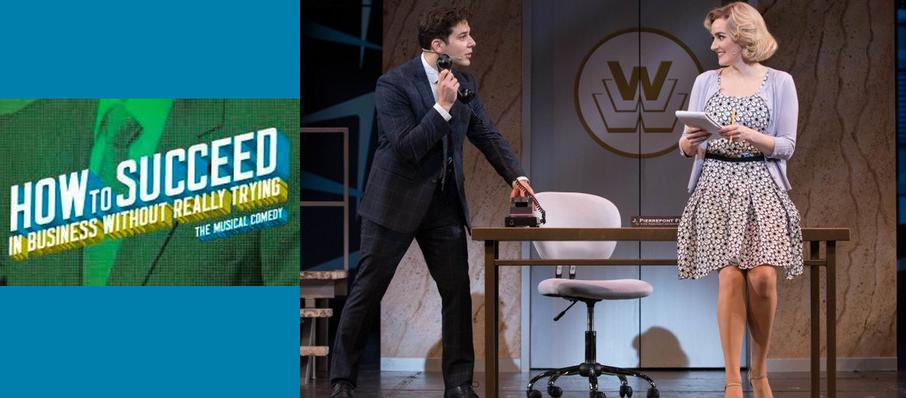 How To Succeed In Business Without Really Trying at Eisenhower Theater