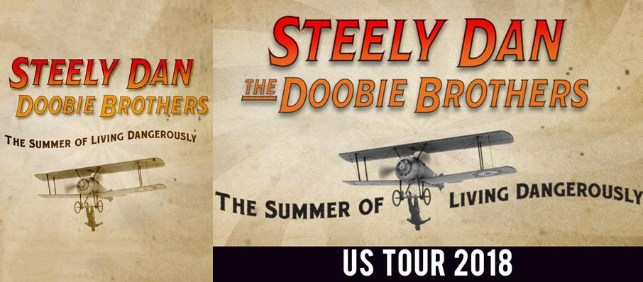 Steely Dan and The Doobie Brothers at Jiffy Lube Live