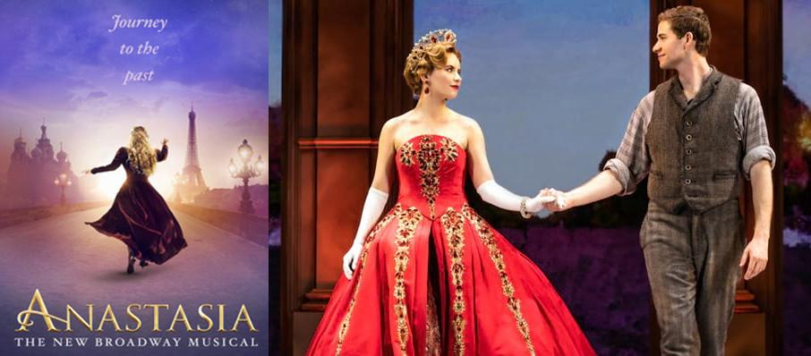 Anastasia at Kennedy Center Opera House