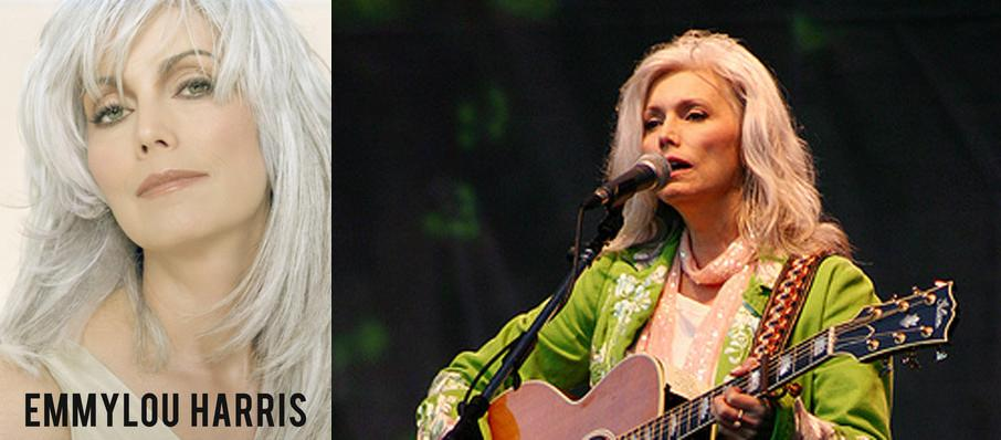 Emmylou Harris at Warner Theater