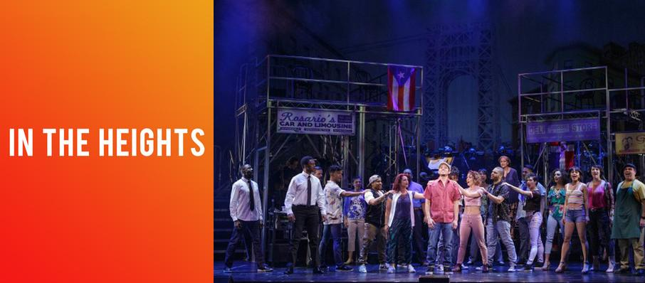 In the Heights at Eisenhower Theater