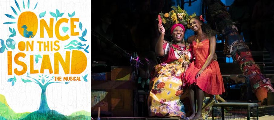 Once On This Island at Eisenhower Theater