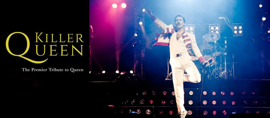 Killer Queen - Tribute to Queen at Warner Theater