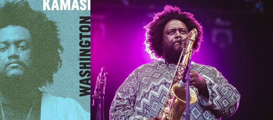 Kamasi Washington at Lincoln Theater
