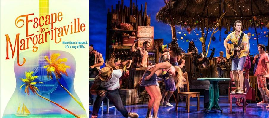 Escape To Margaritaville at National Theater