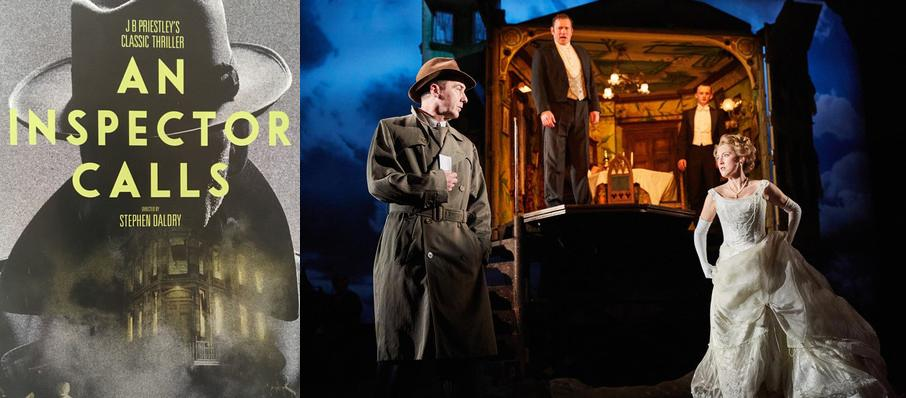 An Inspector Calls at Lansburgh Theatre