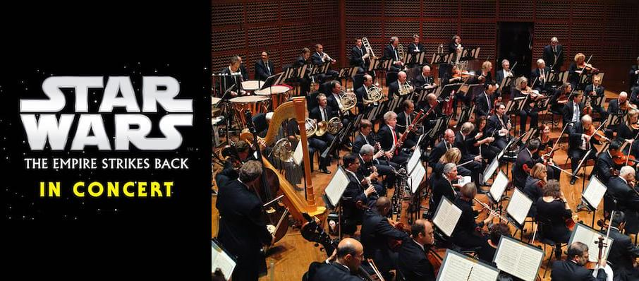 Star Wars - The Empire Strikes Back In Concert at Kennedy Center Concert Hall