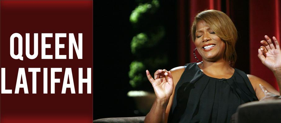 Queen Latifah at Kennedy Center Concert Hall