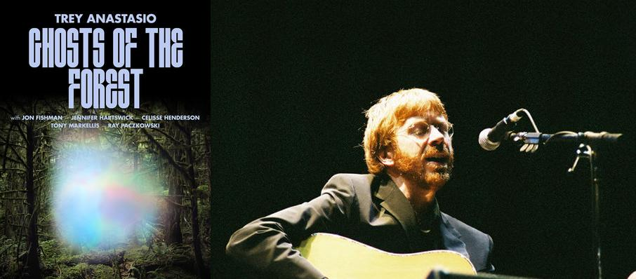 Ghosts of the Forest - Trey Anastasio at The Anthem