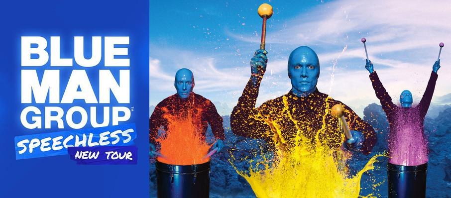 Blue Man Group at National Theater