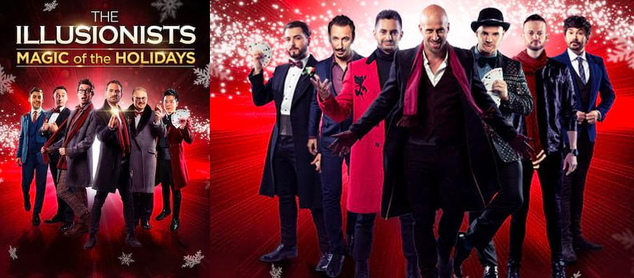 The Illusionists: Magic of the Holidays at National Theater